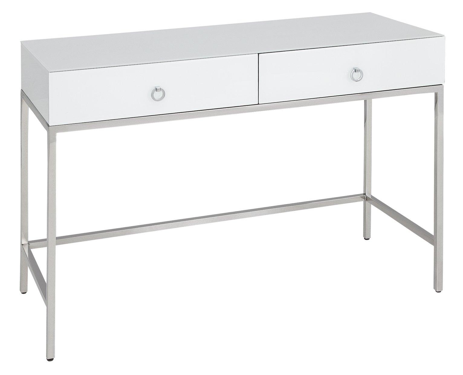 Argos Home Bianco Dressing Table - White