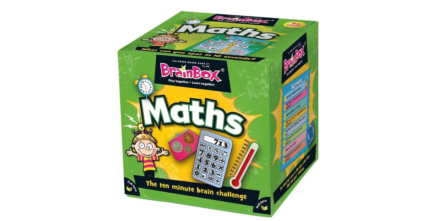 BrainBox Maths Quiz Game