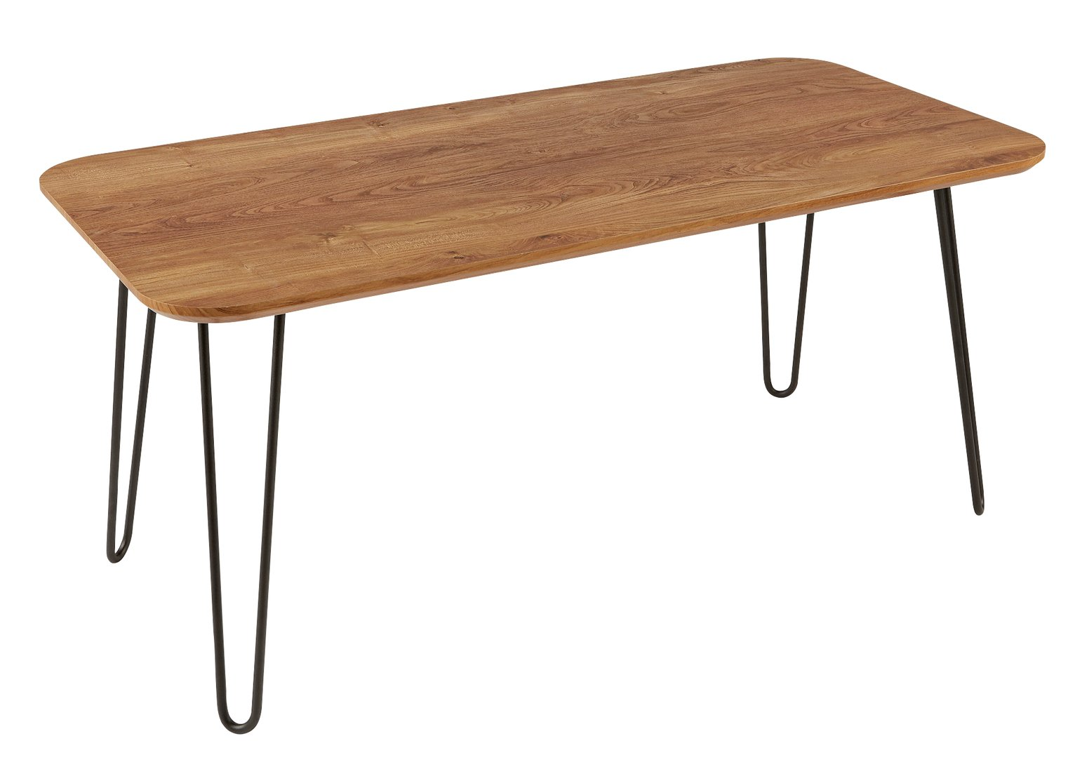 Argos Home Klark Hairpin Coffee Table