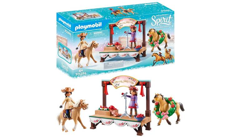 Dreamwork Spirit 70396 Christmas Concert Playset