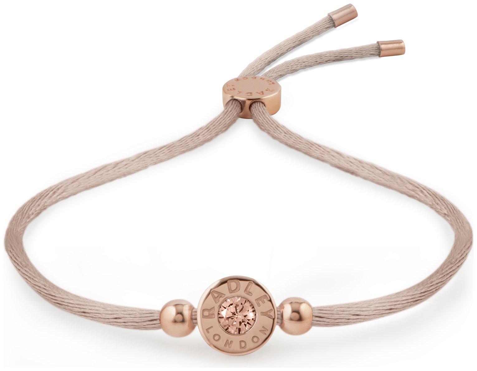 Radley London Fountain Road 18ct Rose Gold Bracelet
