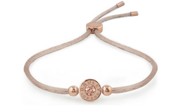 Radley London Fountain Road 18ct Rose Gold Bracelet