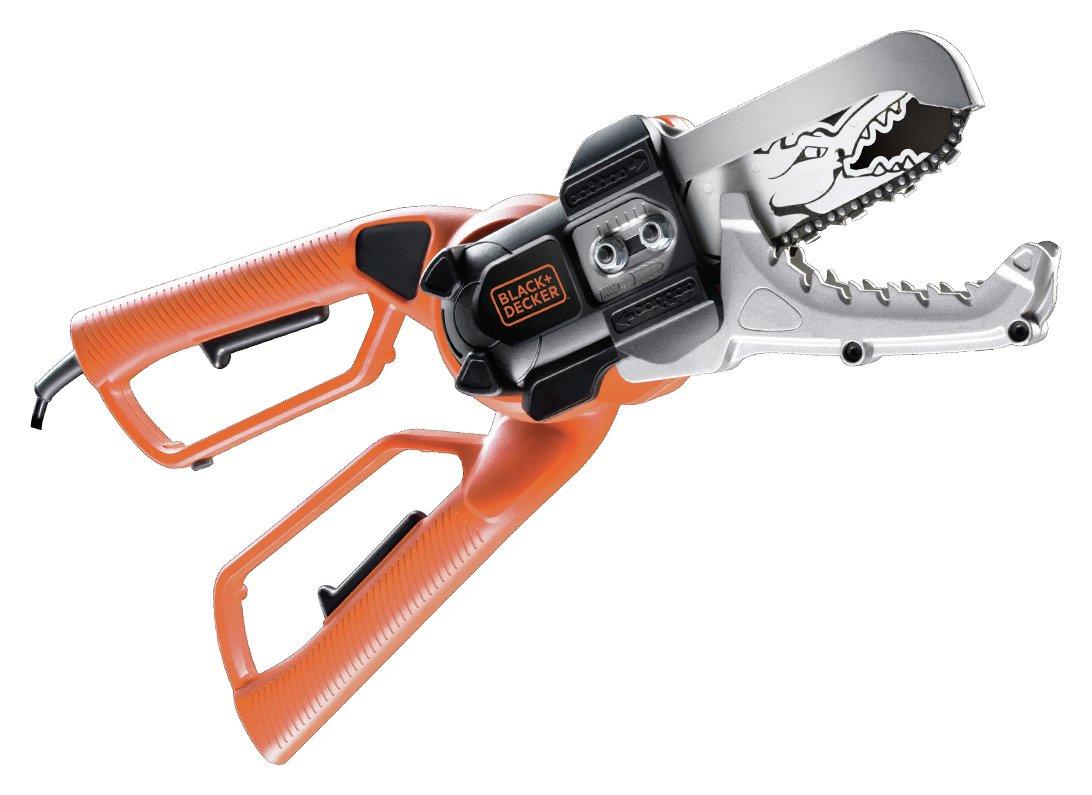 Black   Decker Corded Alligator Lopper - 550W