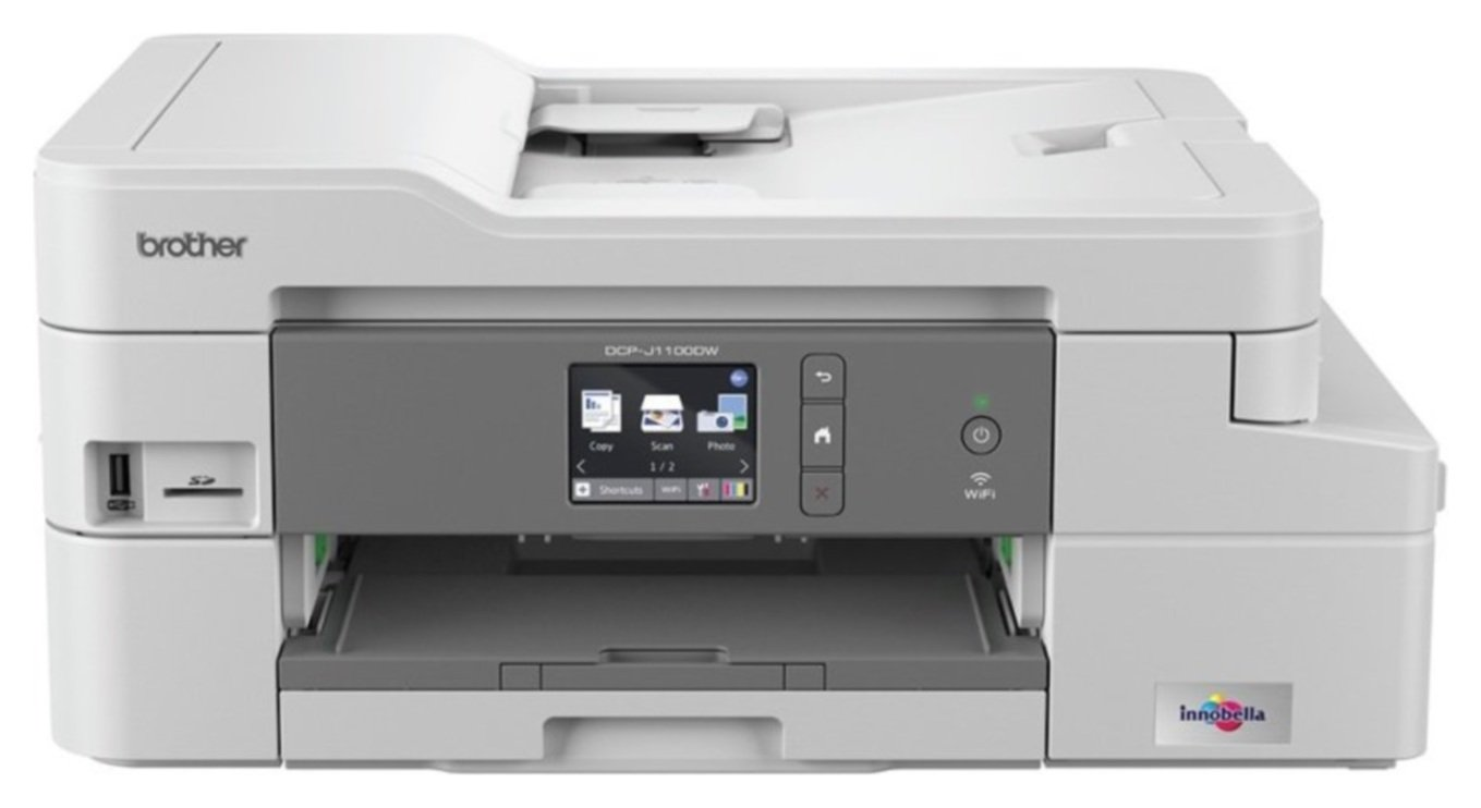 Brother DCP-J1100DW All-in-Box Wireless Inkjet Printer