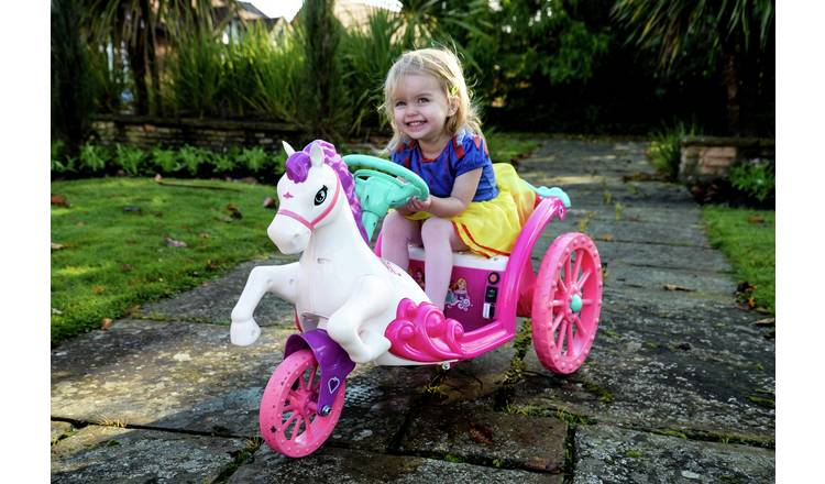 Disney Princess Carriage 6V Powered Ride On