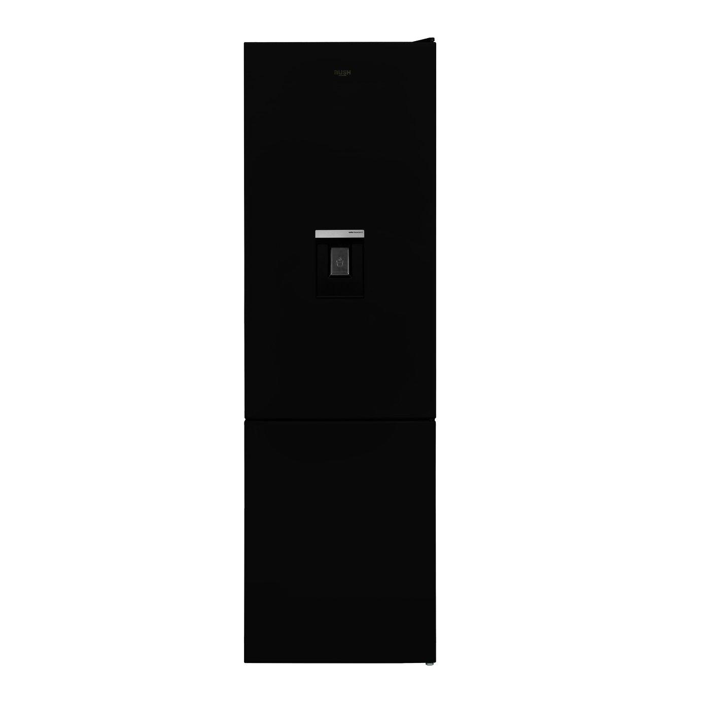 Bush F54180FFWTDB Fridge Freezer - Black