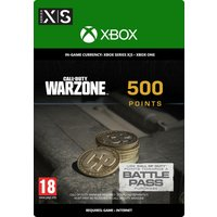 Call Of Duty: Warzone 500 Points Xbox Digital Download