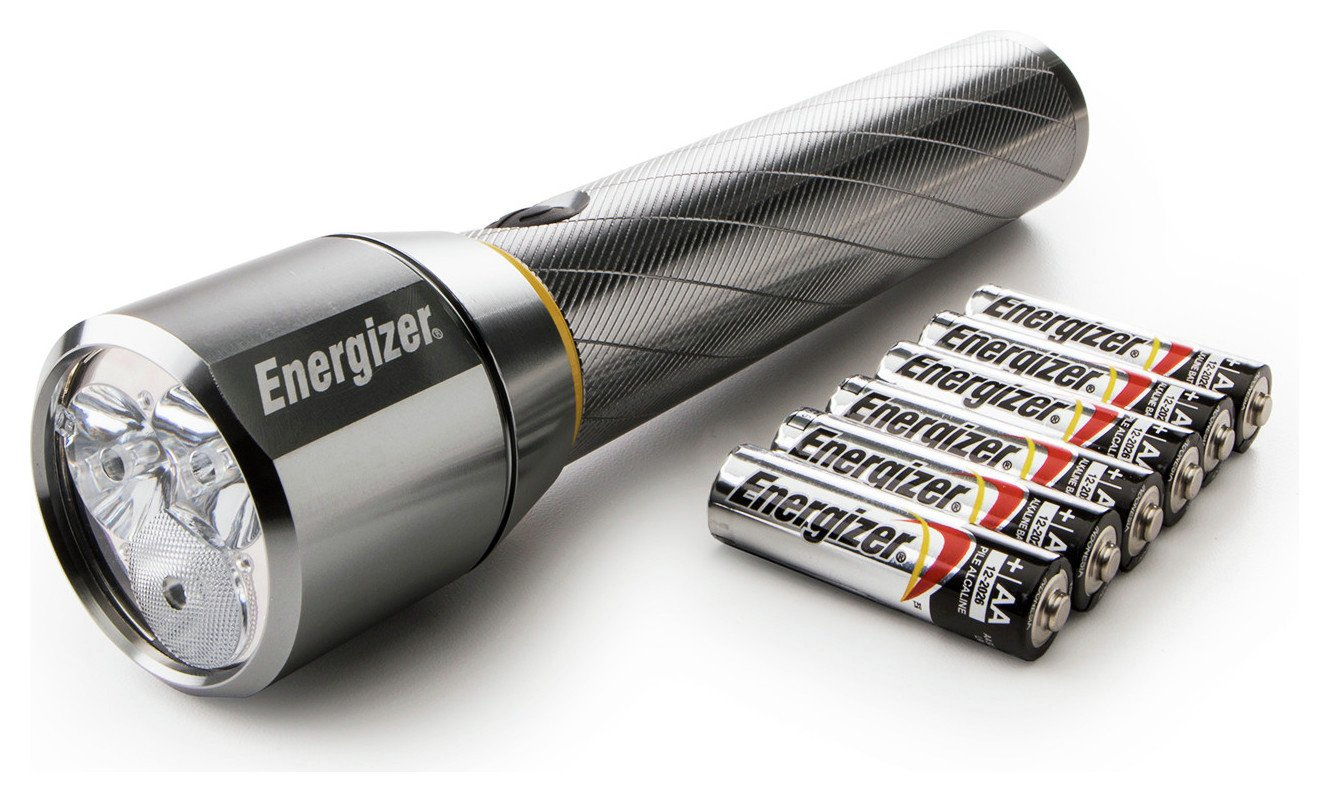 Energizer Vision HD Extra Performance Metal Torch
