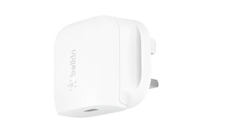Belkin 20W USB-C Power Delivery Wall Charger