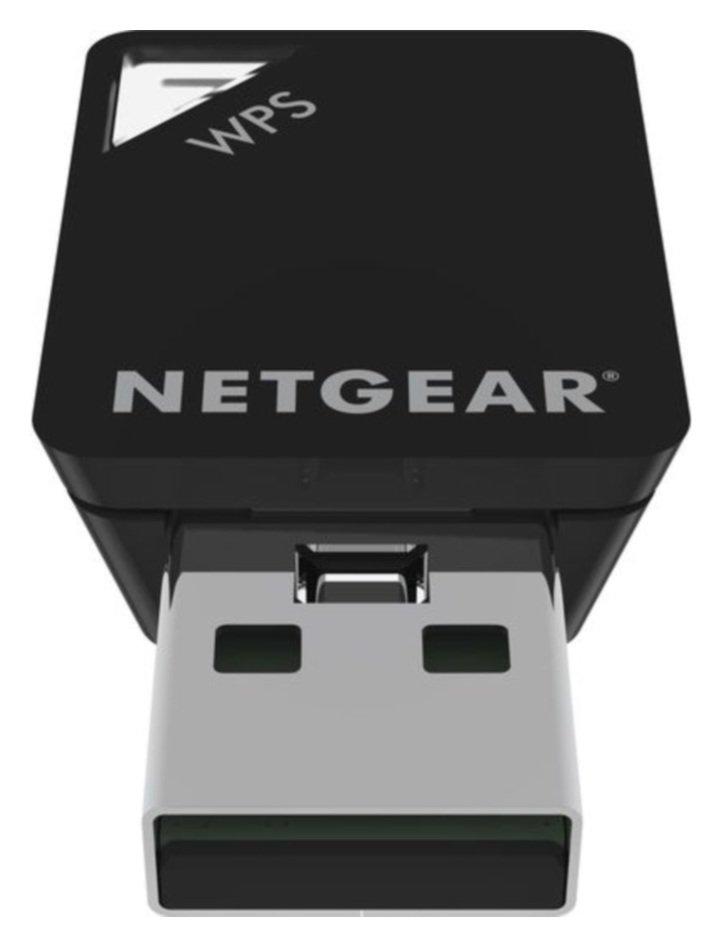 Netgear AC600 USB 2.0 Wi-Fi Adapter
