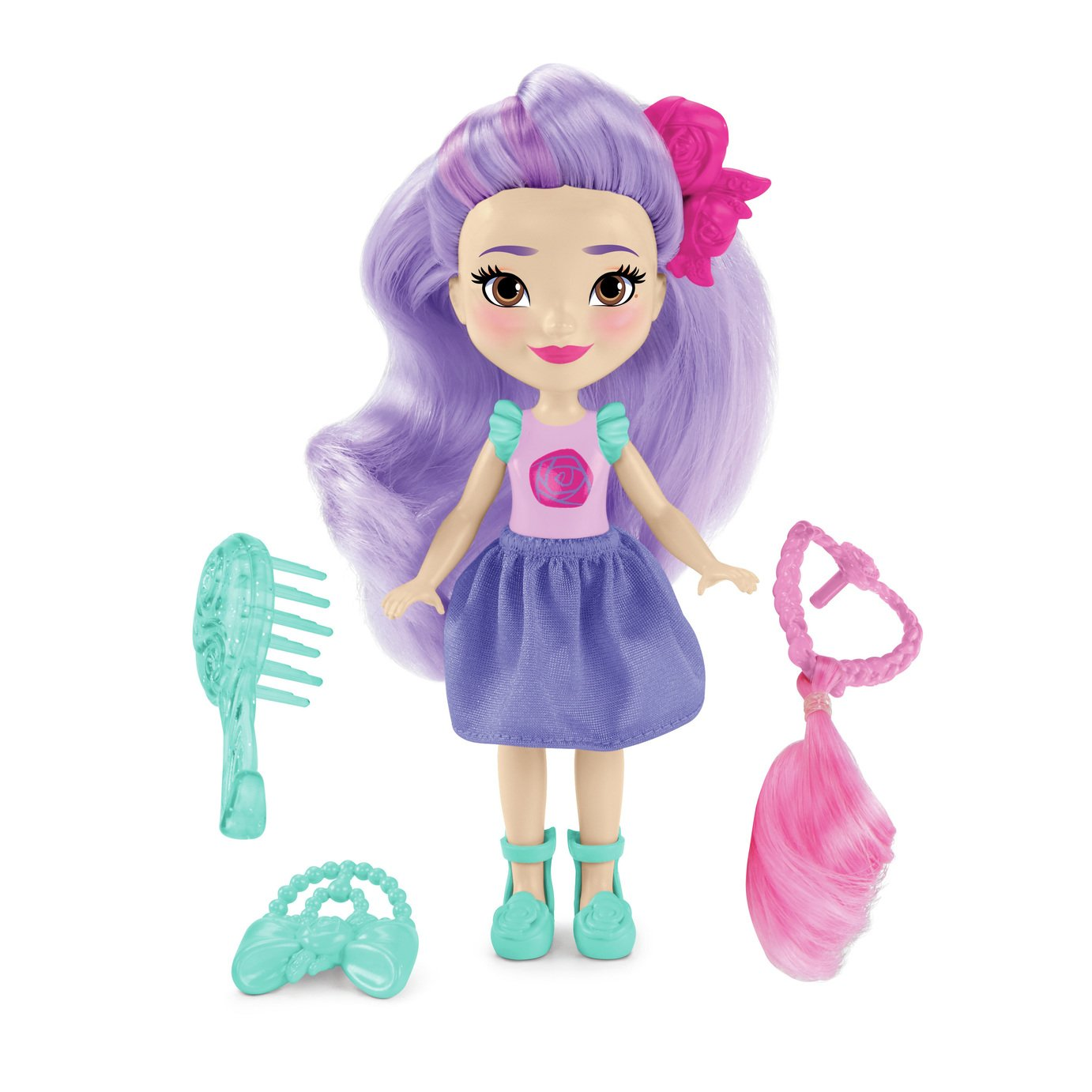 Nickelodeon Sunny Day Pop-In Style Blair Doll