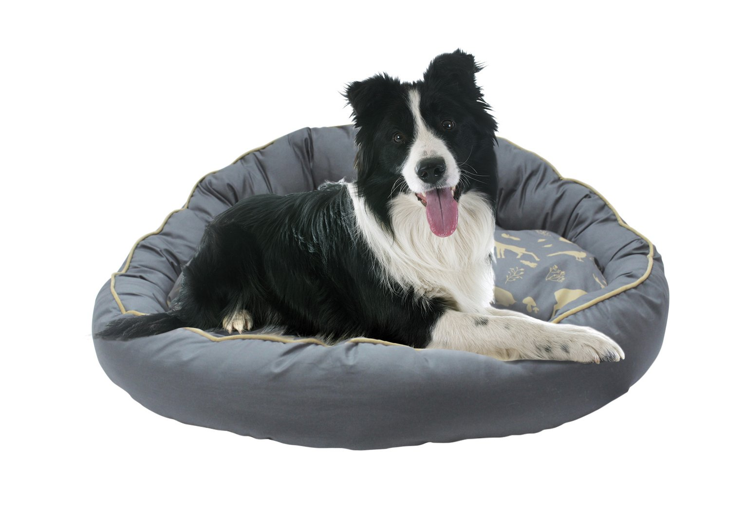 Forest Orthopaedic Foam Donut Bed - Large