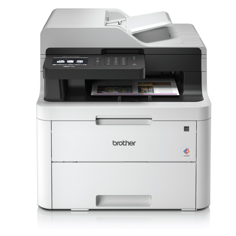 Brother MFC-L3710CW Wireless Colour Laser Printer