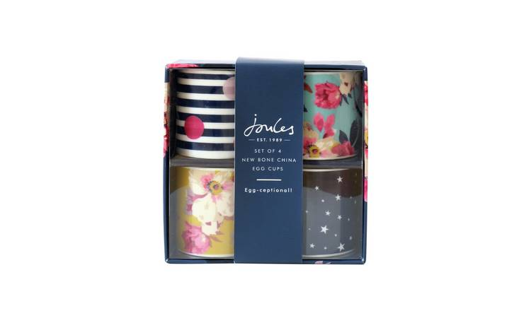 Joules Egg Cups Set Of 4