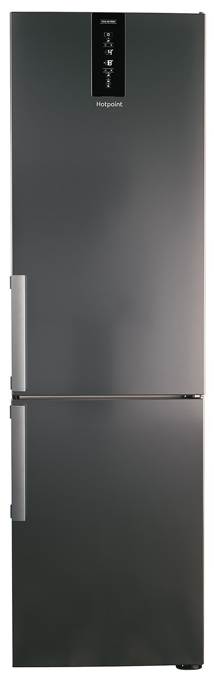 Hotpoint H5T811IKH Fridge Freezer - Black