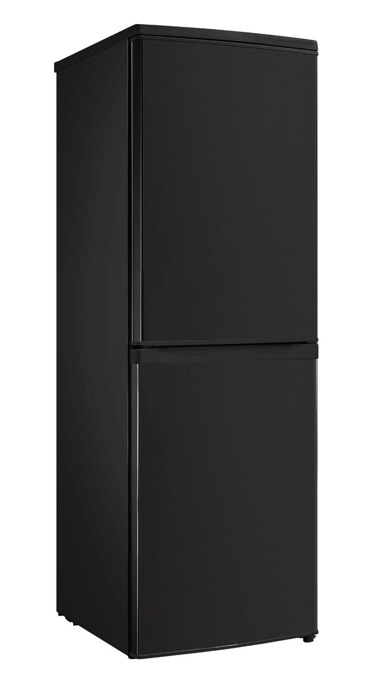 Bush ME50152FFB Fridge Freezer - Black