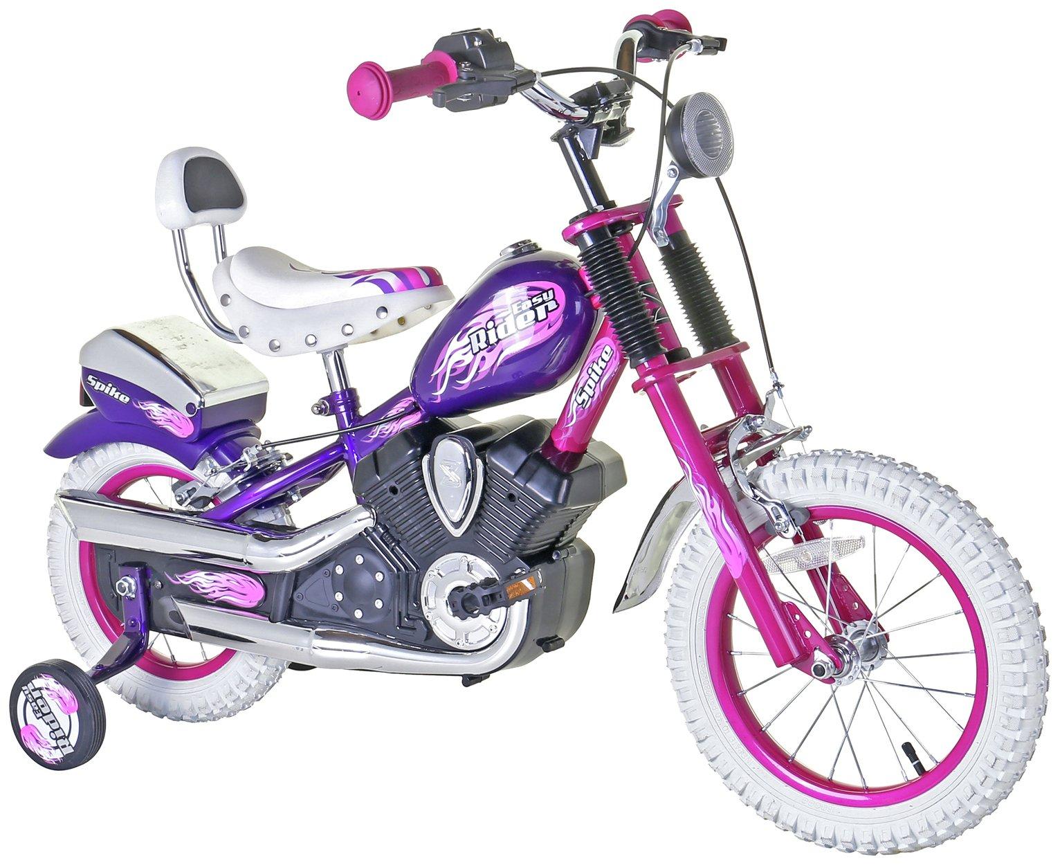 Spike Easy Rider 14 inch Wheel Size Chopper Kid's Bike