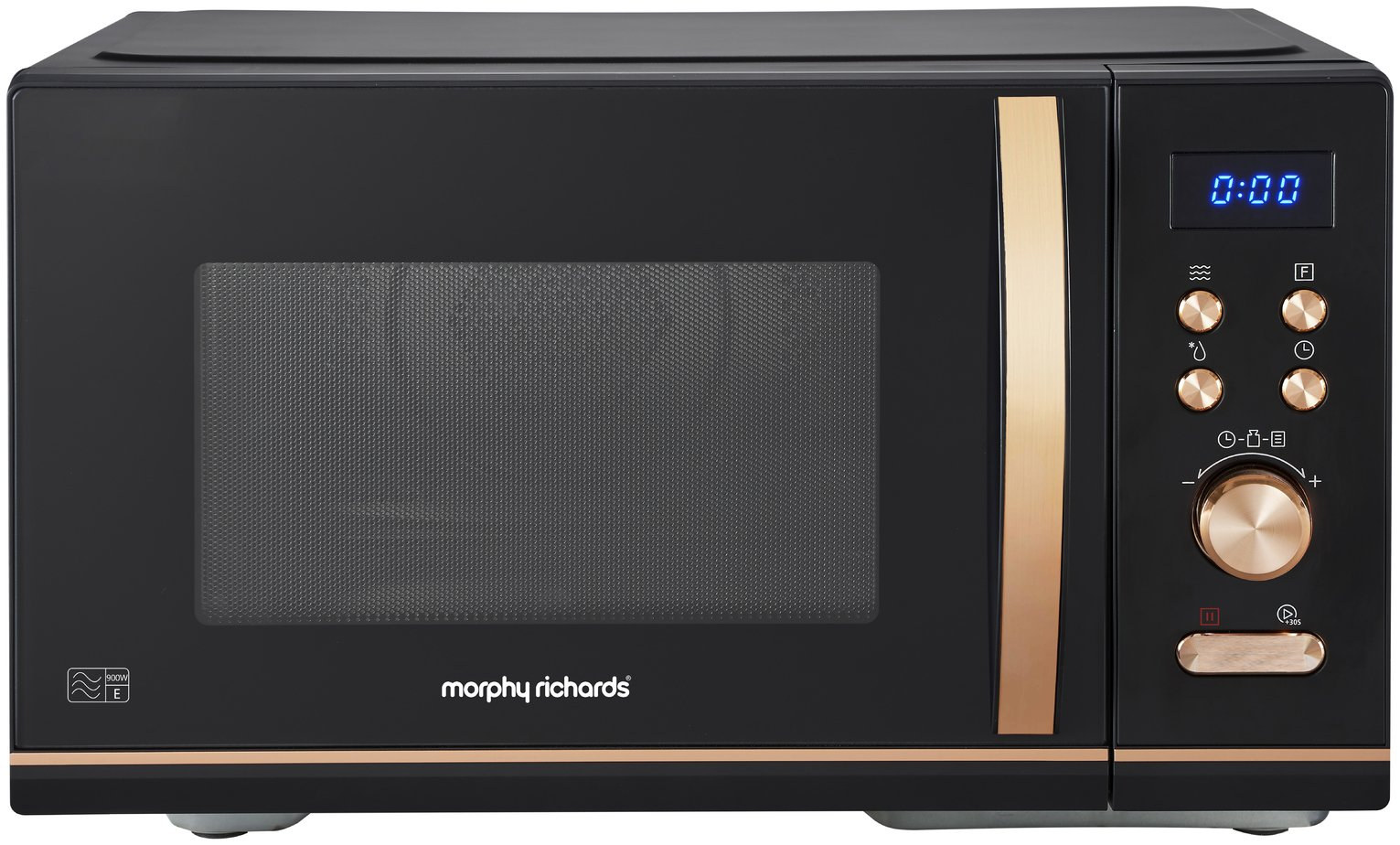 Morphy Richards 900W Combination Microwave - Rose Gold