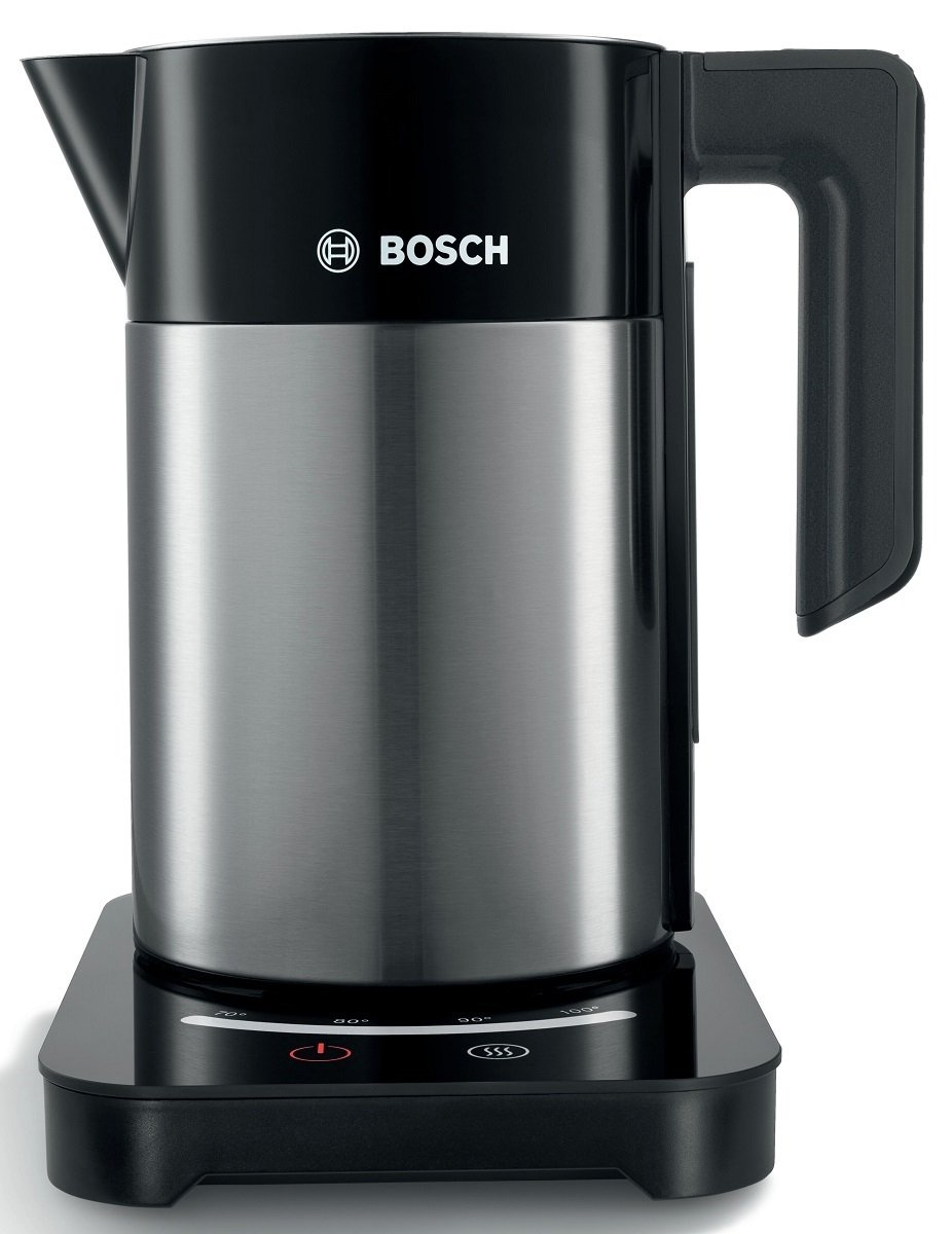 Bosch TWK7203GB Variable Temperature Kettle - Black