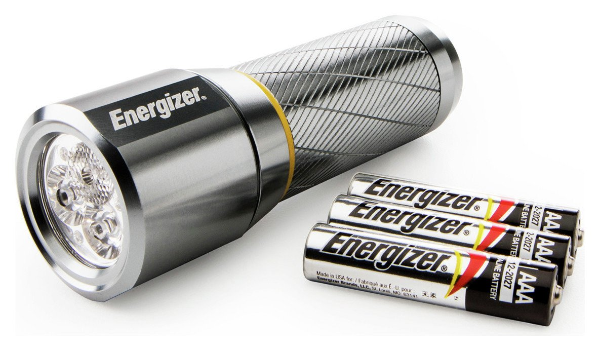 Energizer Vision HD Compact Metal Torch