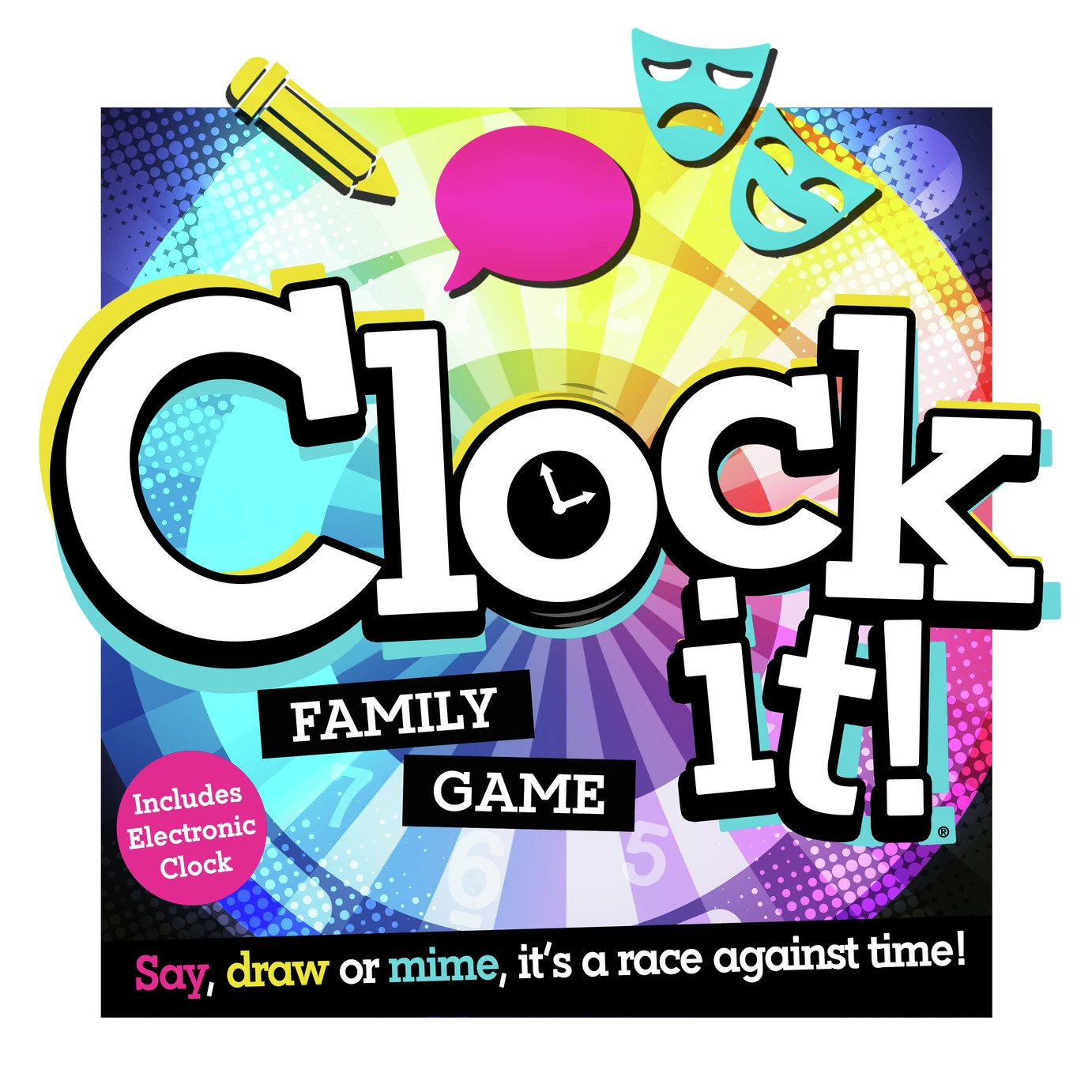 Ideal Clock It Game