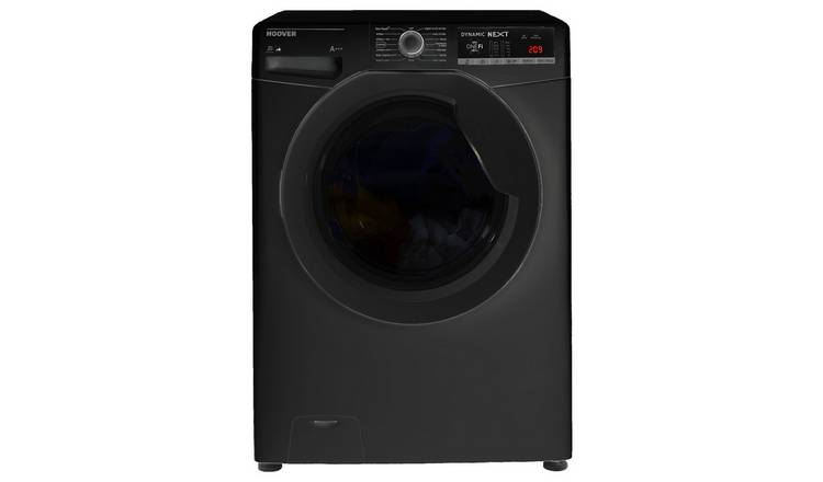 Hoover DWOAD 610AHF7B 10KG 1600 Spin Washing Machine - Black