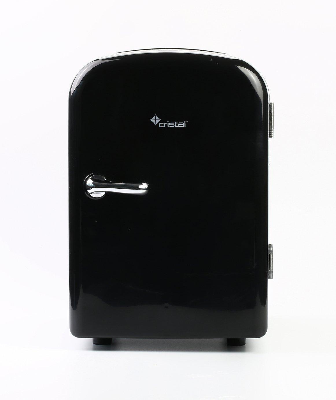 Cristal Mini Travel Fridge 4L - Black