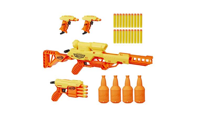 Nerf Alphastrike 33 Piece Battalion Set