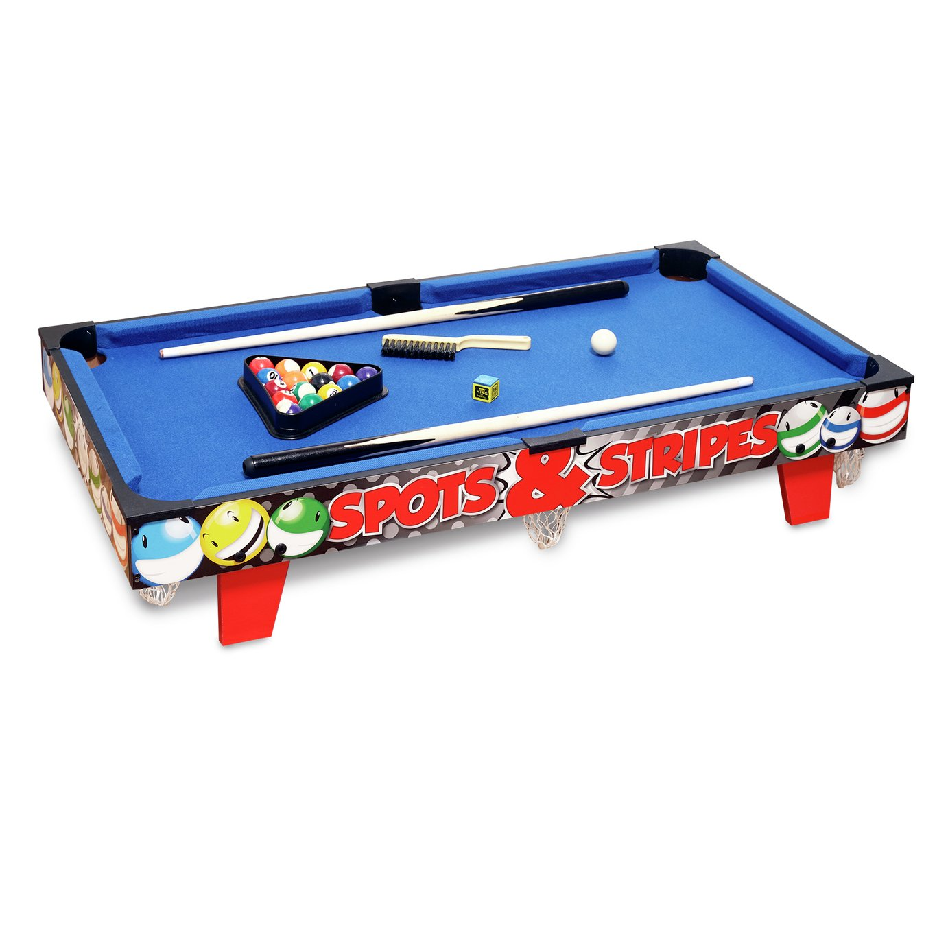 Chad Valley 3ft Table Top Pool Table
