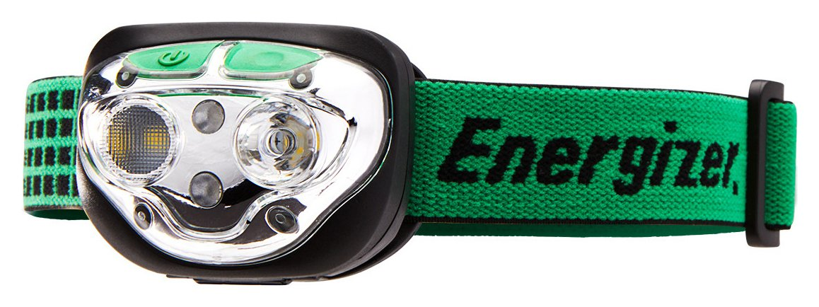 Energizer Vision Ultra HD Rechargeable Head Torch Headlamp