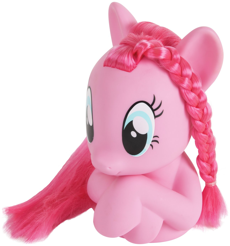 My Little Pony Pinkie Pie Styling Head