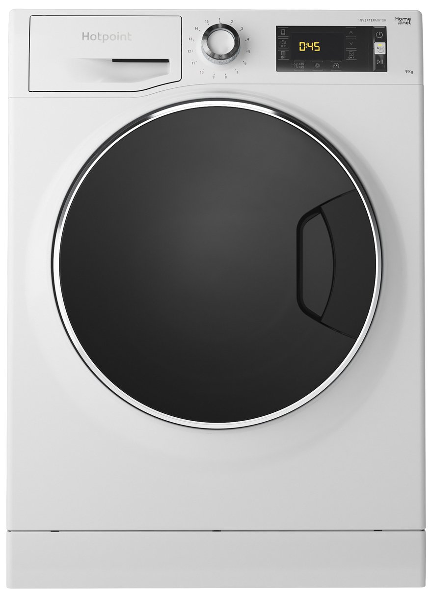 Hotpoint NLLCD947WDADW 9KG 1400 Spin Washing Machine - White