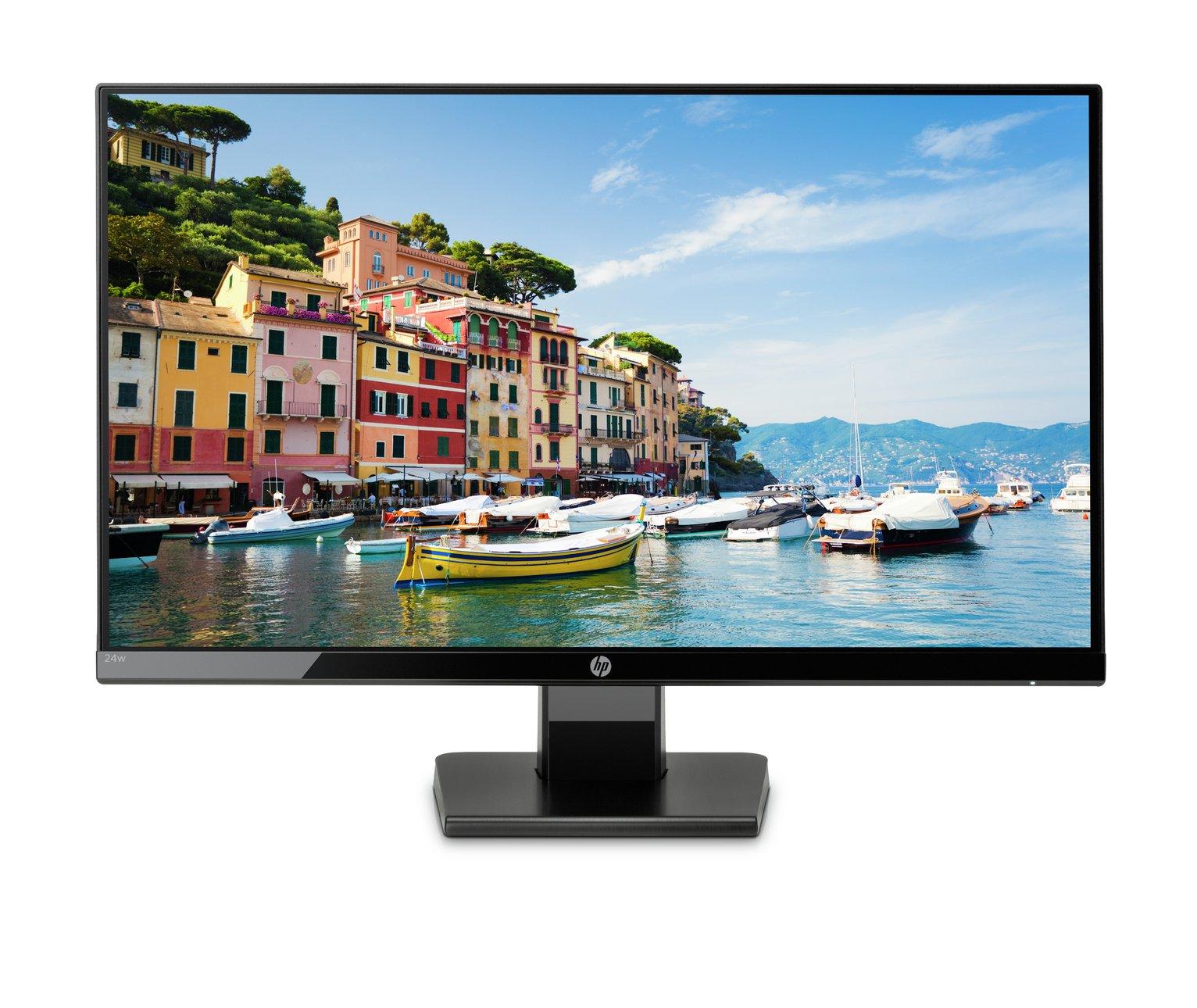 HP 24w 24 Inch FHD IPS Monitor