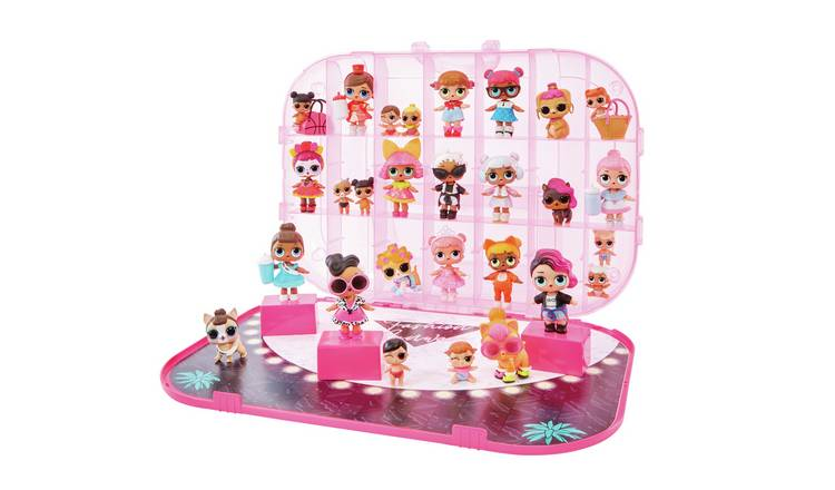 Buy LOL Surprise! Fashion Show On-the-Go Storage & Playset | Playsets and  figures | Argos