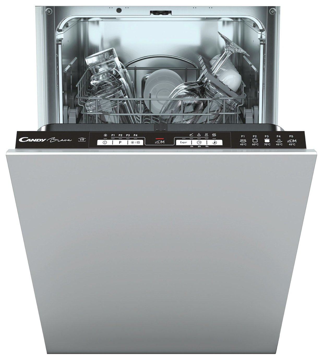 Candy CMIH 1L949 Integrated Dishwasher