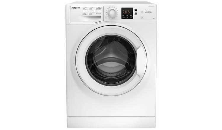 Buy Hotpoint NSWM963CW 9KG 1600 Spin Washing Machine ...