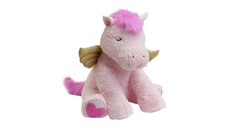 Argos Home Extra Large Magical Pony Soft Toy