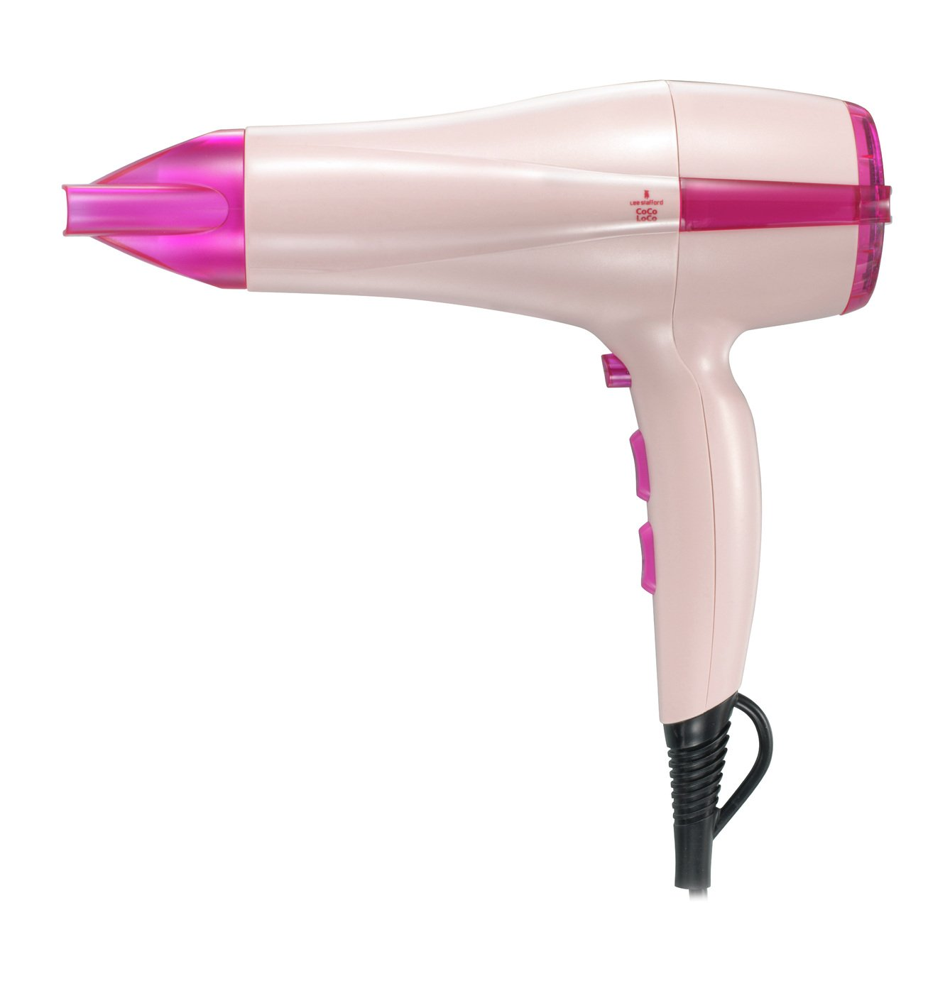 Lee Stafford Coco Loco Hair Dryer with Diffuser