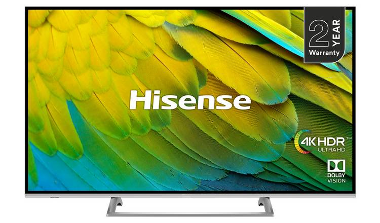 910df5838bfb Hisense 65 Inch H65B7500UK Smart 4K UHD TV with HDR934/8598