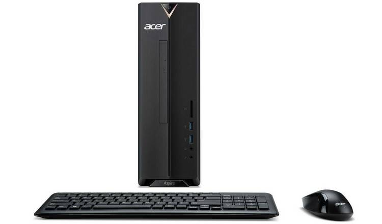 Acer Aspire XC-340 Ryzen 3 8GB 1TB Desktop PC