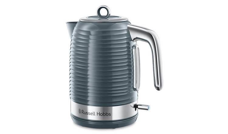 Buy Russell Hobbs 24363 Inspire Kettle Grey Kettles Argos