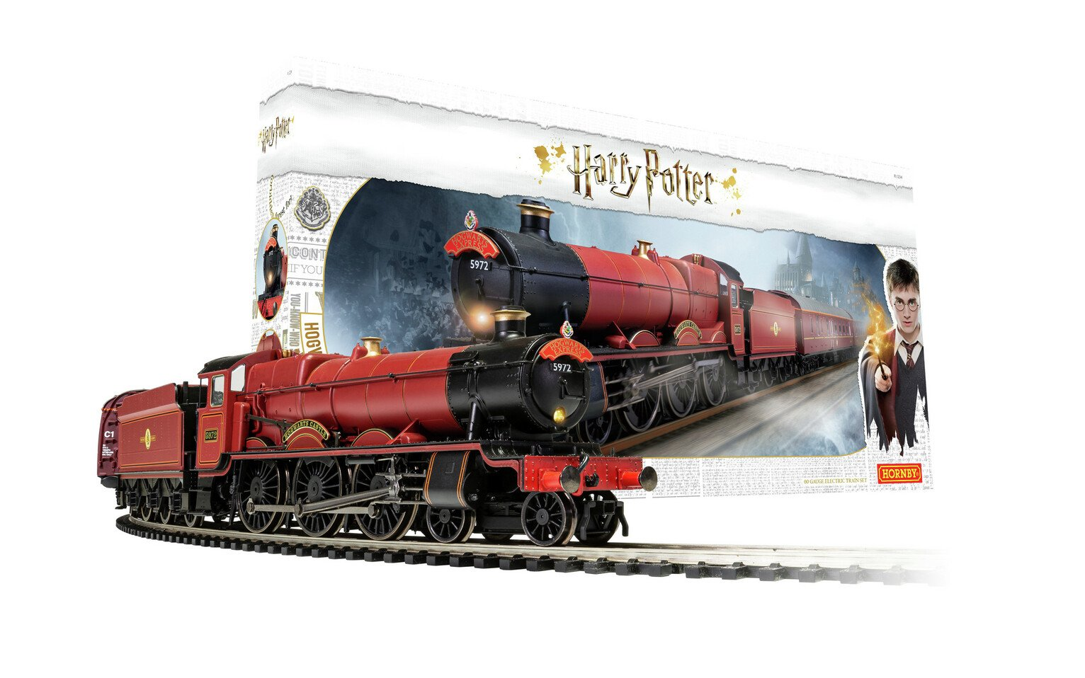 Hornby Hogwarts Express Train
