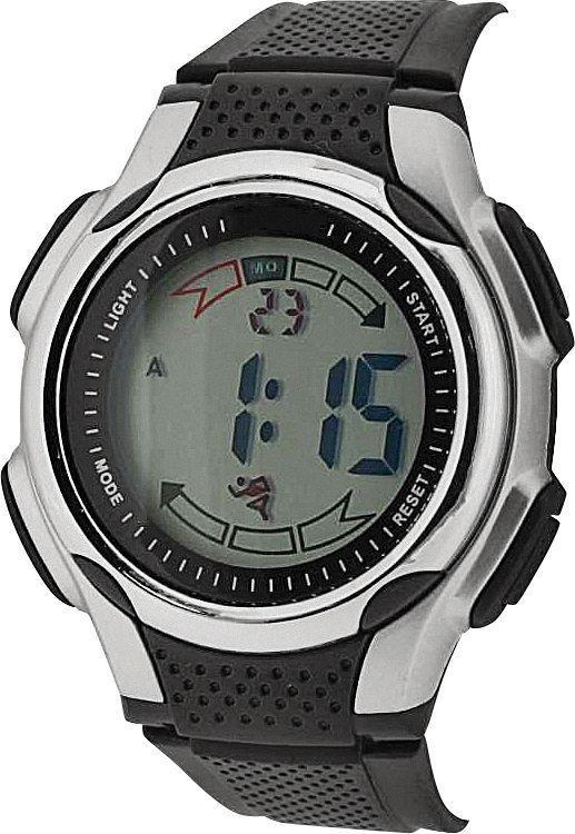 Image of Constant - Mens Black Digital Multi Function Strap - Watch