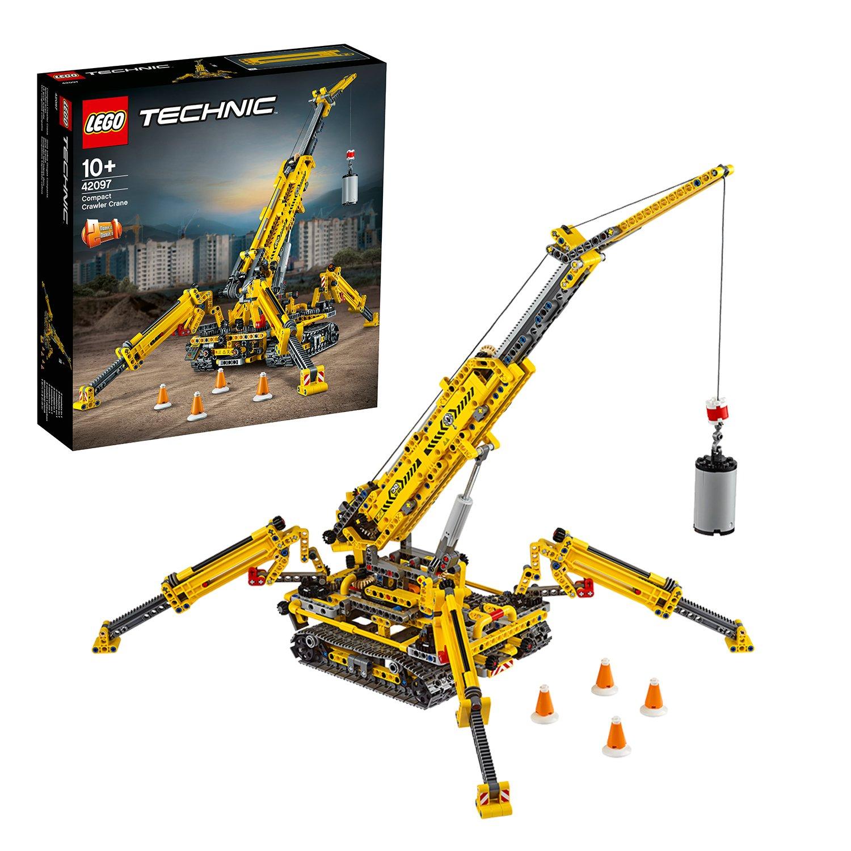 LEGO Technic Compact Crawler Crane - 42097