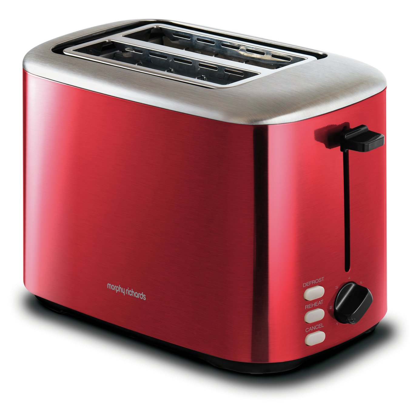 Morphy Richards 222066 Equip 2 Slice Toaster - Red
