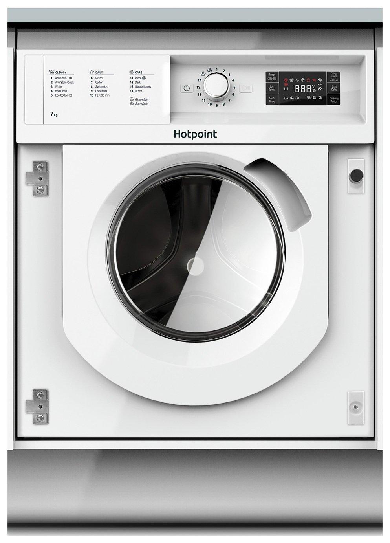 Hotpoint BIWMHG71484 7KG 1400 Spin Washing Machine - White