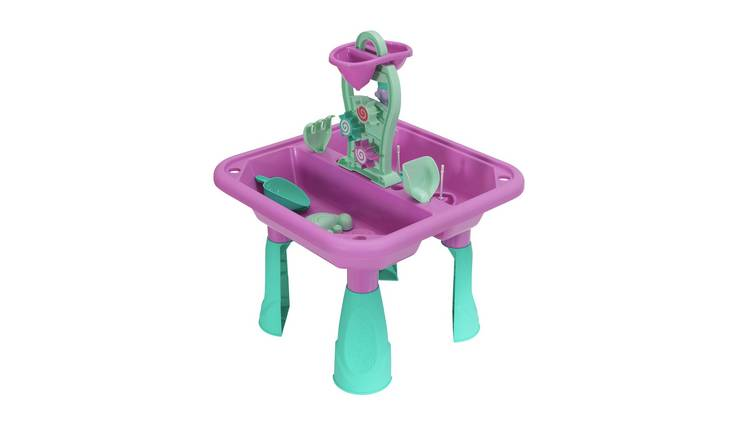 Chad Valley Sand and Water Table - Pink
