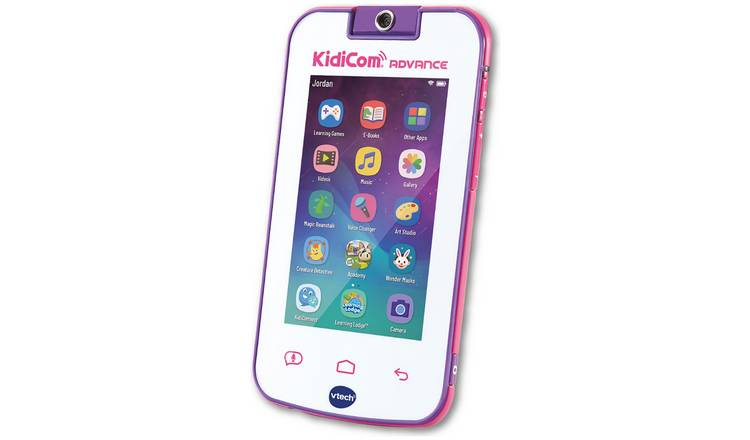 VTech KidiCom Advance  2.0 - Pink