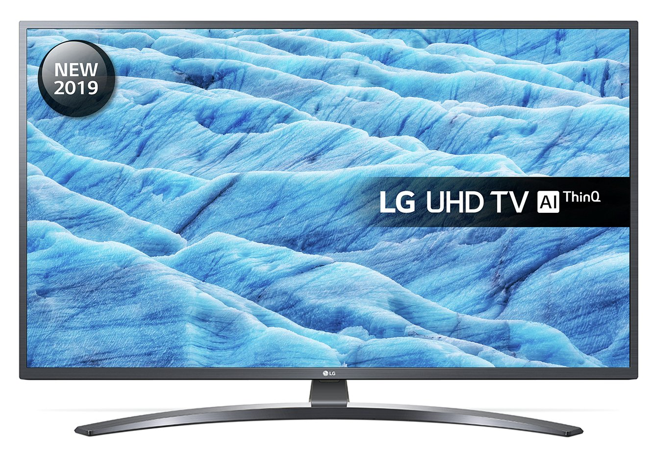 LG 49 Inch 49UM7400PLB Smart 4K HDR LED TV