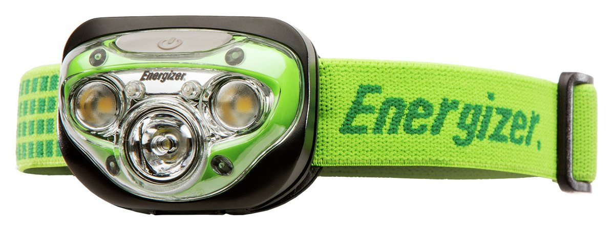 Energizer Vision HD+ LED Head Torch Headlamp